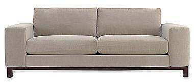 "Calypso 95"" Sofa in Range Fabric"