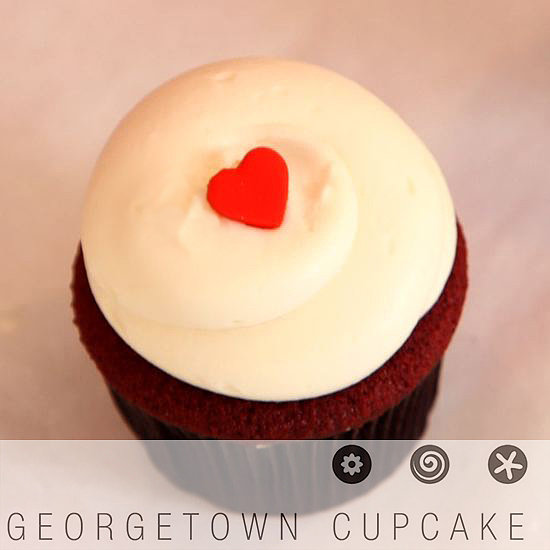 Get the Dish: Georgetown Cupcake's Red Velvet