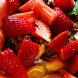 Mandarin Berry Salad