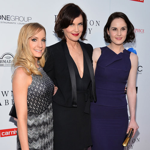 Downton Abbey Cast at Q&A | Photos