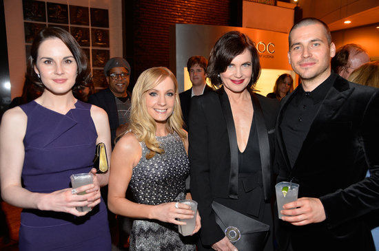 The Downton Abbey Cast Looks Nearly Unrecognizable!