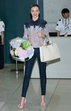 She's Got Seoul: Miranda Kerr Kicks Off Her South Korea Trip