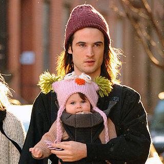 Pictures of New Celebrity Dads 2013
