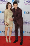 Jensen Ackles and Danneel Harris became first-time parents in June.