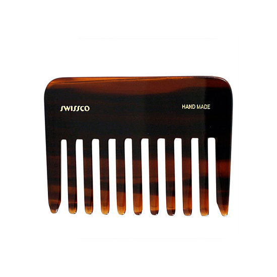 A small comb, such as Swissco's Wide Tooth Comb ($9), will make sure your hair doesn't end up in a matted mess. Transitioning to a postpool party will be a breeze.