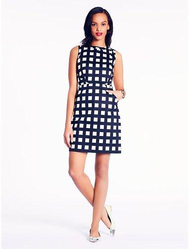 Checkered lorelei dress