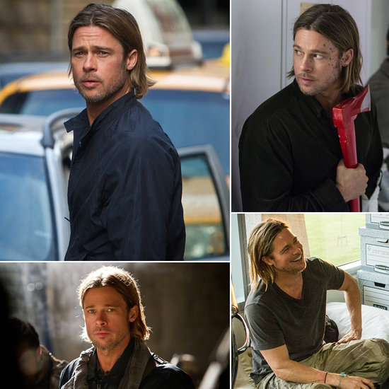 See All the Ways Brad Pitt Makes a Zombie Apocalypse Look Sexy