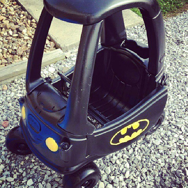 Baby Batmobile