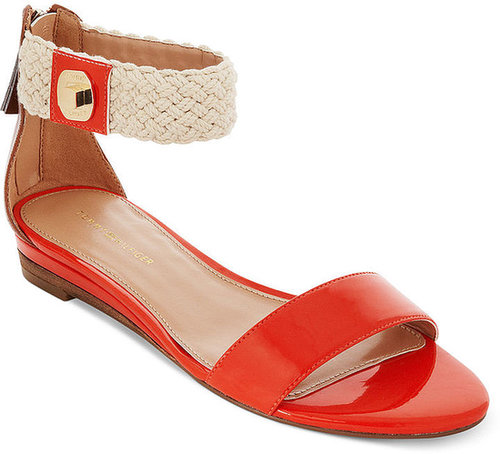 Tommy Hilfiger Shoes, Piper Wedge Sandals