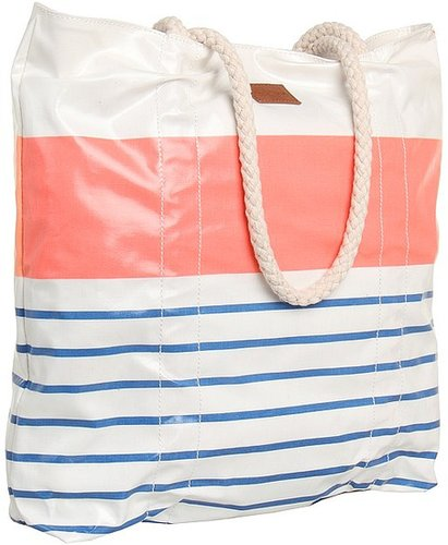 O'Neill - Beach Girl Beach Tote (White) - Bags and Luggage