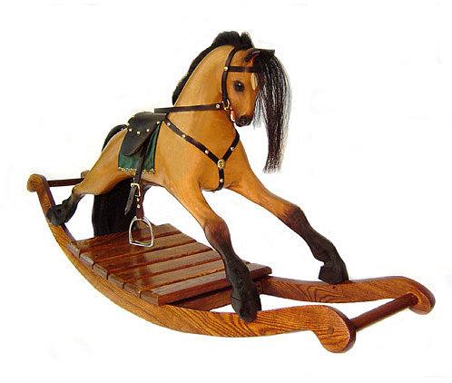 Bay Heirloom Rocking Horse