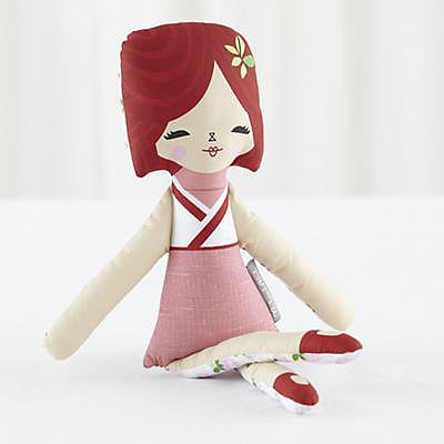 Fia Hello Doll