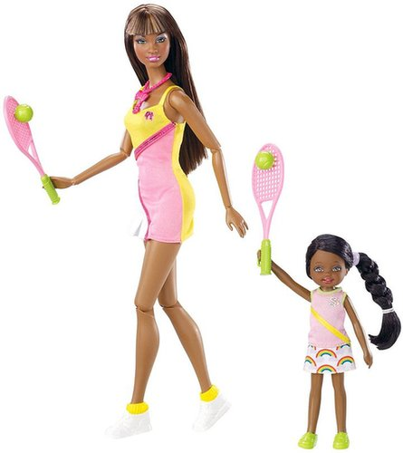 Barbie So In Style (S.I.S) Grace and Courtney Dolls