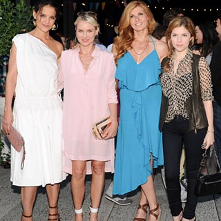 Celebrities at the Coach Summer High Line Party 2013