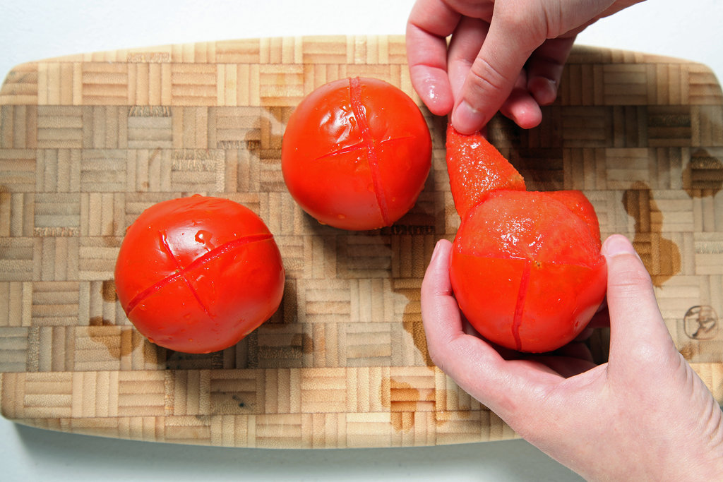 Peel the Tomatoes