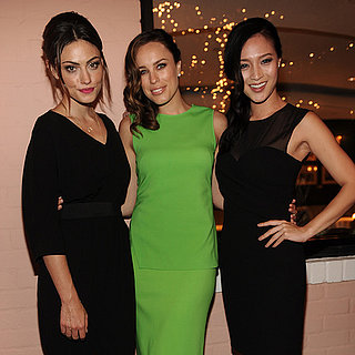 Max Mara and W Magazine Cocktail Party Celebrity Pictures