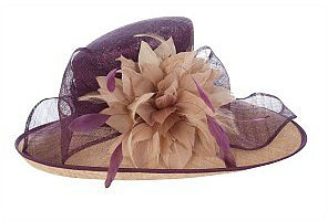 Floral Delights Occasion Hat