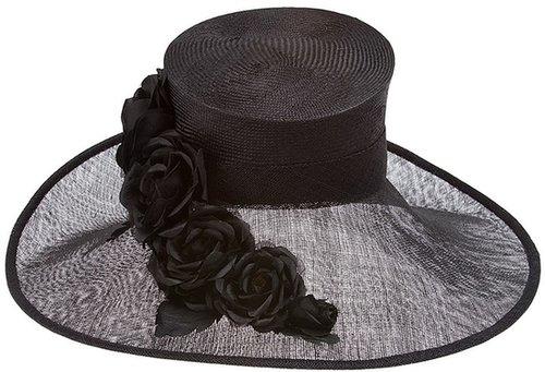 Kristina Dragomir 'Mara' sculpted hat