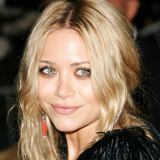 May 2007: Mary-Kate Olsen at The Met Gala