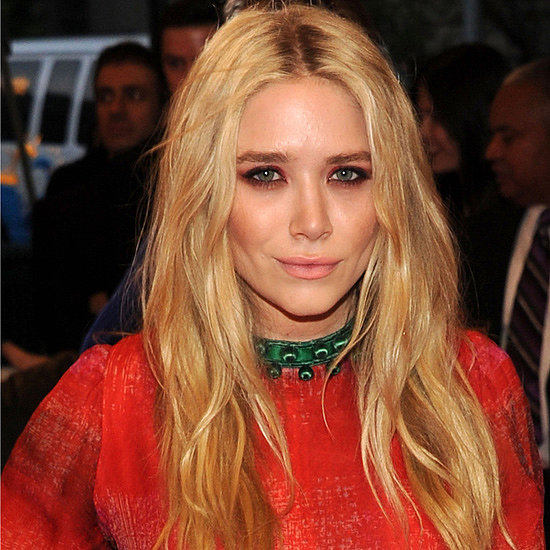 May 2011: Mary-Kate Olsen at The Met Gala