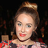 Lauren Conrad's Hair in a Bun