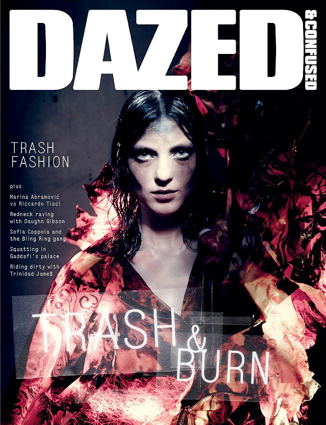 Dazed & Confused July 2013