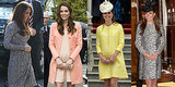 The Crowning Moments of Kate Middleton's Maternity Style