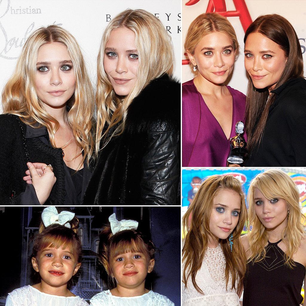 Mary-Kate and Ashley Olsen HairFull House Mary Kate And Ashley 2013