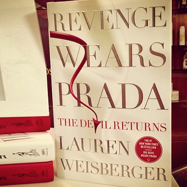 Lauren Weisberger Talks About New Book Revenge Wears Prada