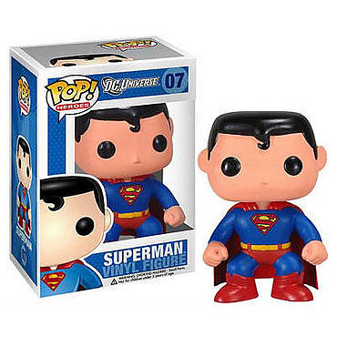 The Superman Vinyl Pop! Figure ($12, originally $13) would make the cutest addition to a curio shelf or bookcase.