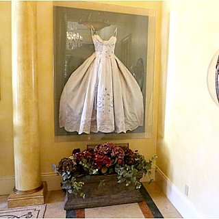 Frame a Wedding Dress