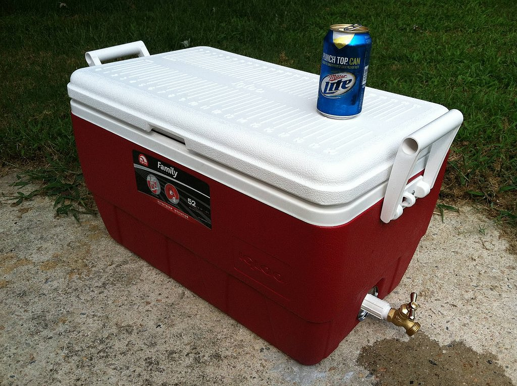 An Ordinary Cooler