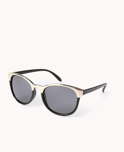 FOREVER 21 F6267 Cat-Eye Sunglasses