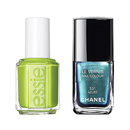 Hot on Pinterest: Summer Nail Polish Picks and Pimple-Popping Tips