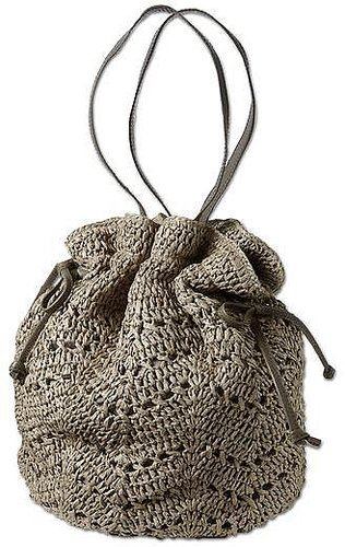 Antilles Straw Bag by Flora Bella International