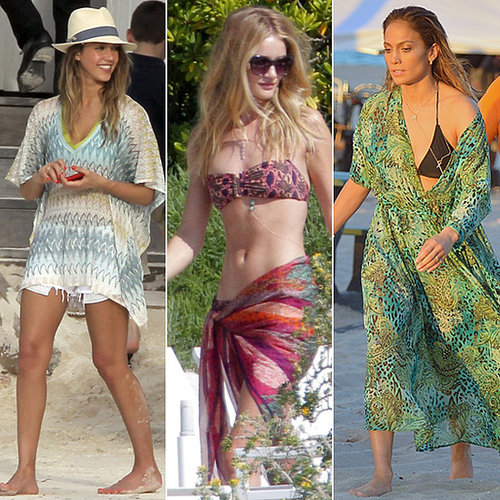 Best Beach Cover-Ups 2013