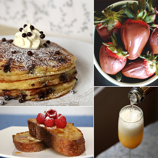 Celebrate Dad With a Decadent Breakfast Buffet