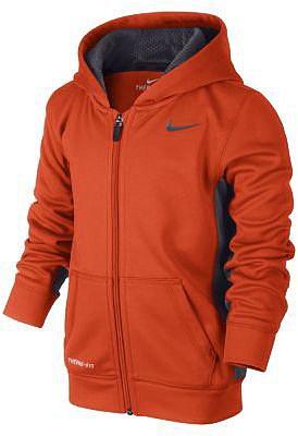 Nike KO Fleece Full-Zip Pre-School Boys' Hoodie