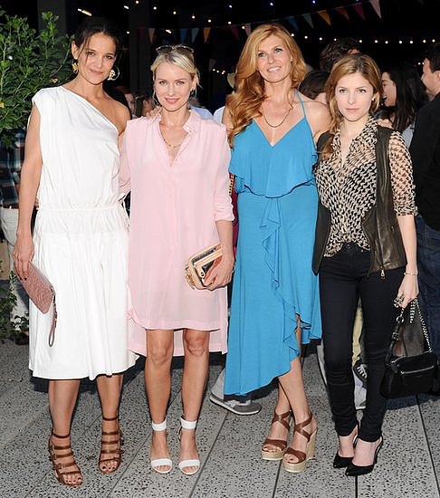 Some of our favorite stars hit the High Line to celebrate the Summer with Coach. Who was your best dressed of the night?  Source: Neil Rasmus/BFAnyc.com