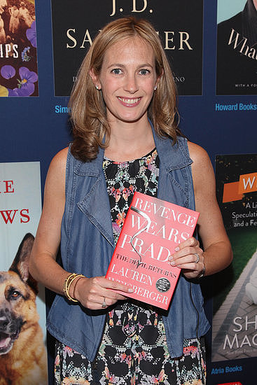 We sat down with Lauren Weisberger to ask her what the devil is now wearing.