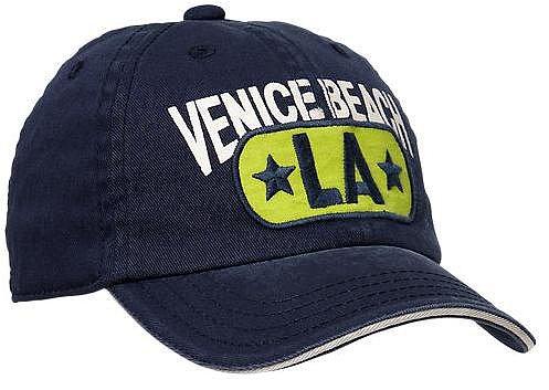 Beach patch baseball hat