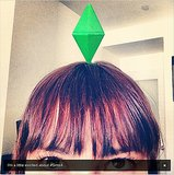 Veronica Belmont, host of The Sync Up on POPSUGAR Girls' Guide, is ready for The Sims 4, PlumbBob and all.