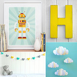 Adorable Nursery Decor Under $25