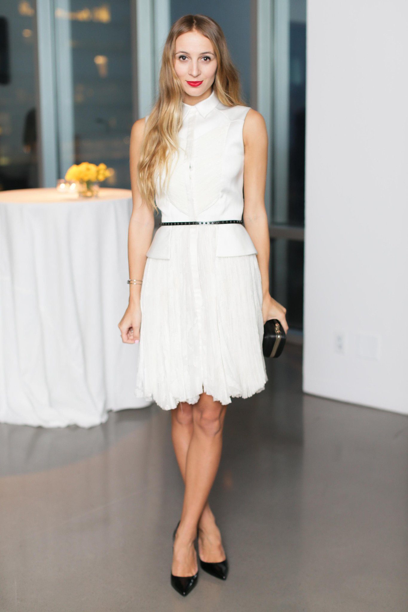 Harley Viera Newton at a benefit dinner for ACRIA in New York. Source: David X Prutting/BFAnyc.com