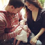 Channing Tatum and Jenna Dewan First Picture of Baby Everly