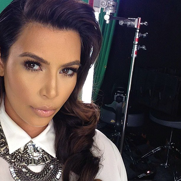Pregnancy, Kim Kardashian-Style: Congrats To The New Mum!