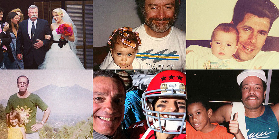 Stars Share Vintage Snaps For Father's Day!