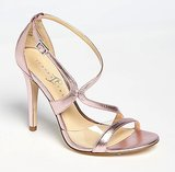 Ivanka Trump's Adara sandals ($50, originally $135) feature a pretty metallic pink hue that go a step beyond nude.