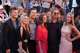 Brad Pitt's NYC Premiere Is a Family Affair!