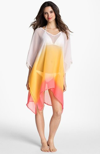 Echo Ombre Caftan Cover-Up